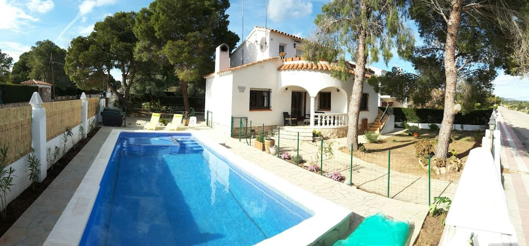 Villa Ana. Private Villa with pool. - Les Tres Cales - Villa