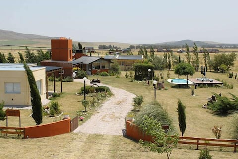 Cabaña Rincón de campo - San Andrés De La Sierra.