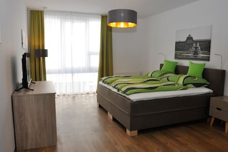 High quality apartment in the heart of Wiesbaden