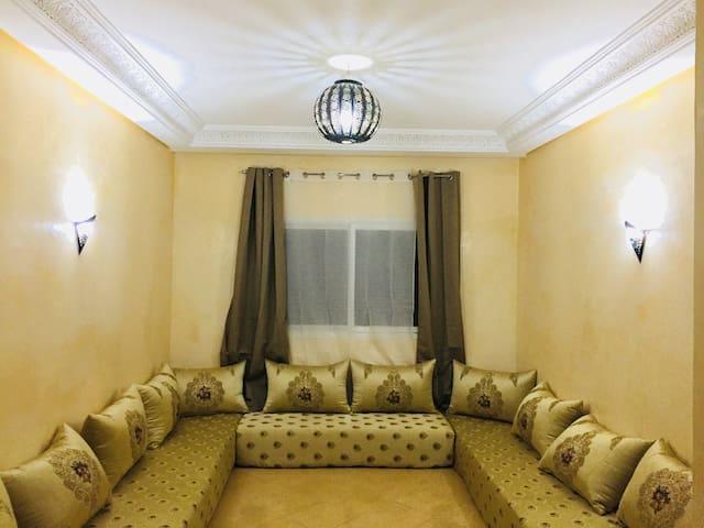 Agadir Appartment  in Strand- und Stadtnähe.