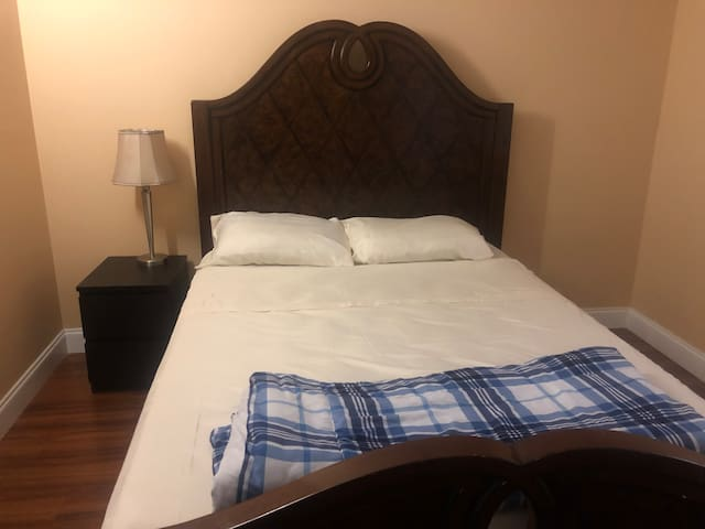 Guest Bedroom with A Great Location