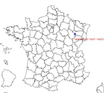 Maison à 3 min de Vittel - Mandres-sur-Vair - Hus