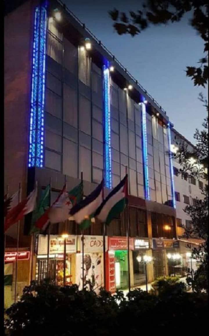 مجموعة فنادق المنسي تتميز بخدمات 24 ساعة
