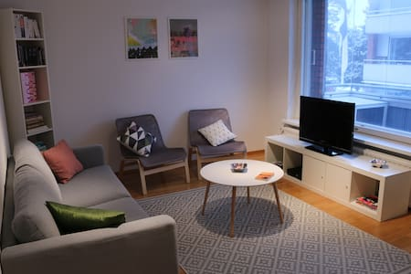 Beautiful apartment in a lovely seaside area - Espoo - Appartement