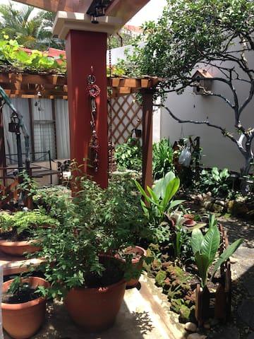 Casa Quirsa, ambiente cálido y acogedor - San José