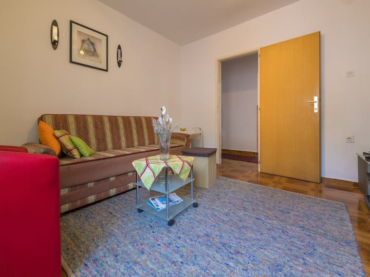 Two Bedroom Apartment, seaside in Dramalj (Crikvenica), Terrace