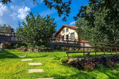 Villa del Gelso - Chalet nel Parco dell'Etna