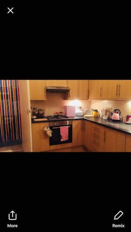 South side Glasgow City Apartment