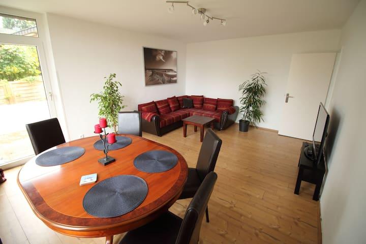 Großzügige Ferienwohnung in Grömitz