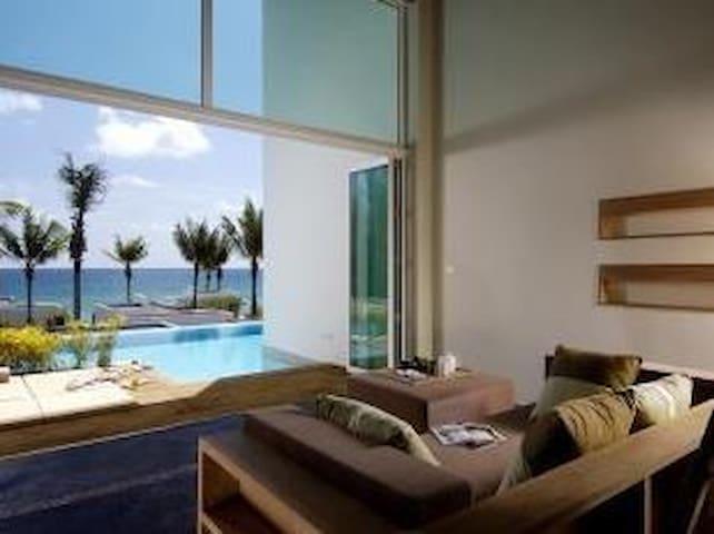Ocean View Loft-Aleenta Resort - Khok Kloi - Bed & Breakfast