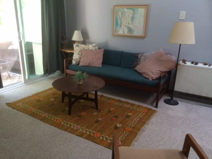 Comfortable quiet spotless condo in Plymouth