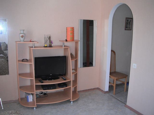 Уютная квартира на площади Ленина - Rostov - 一軒家