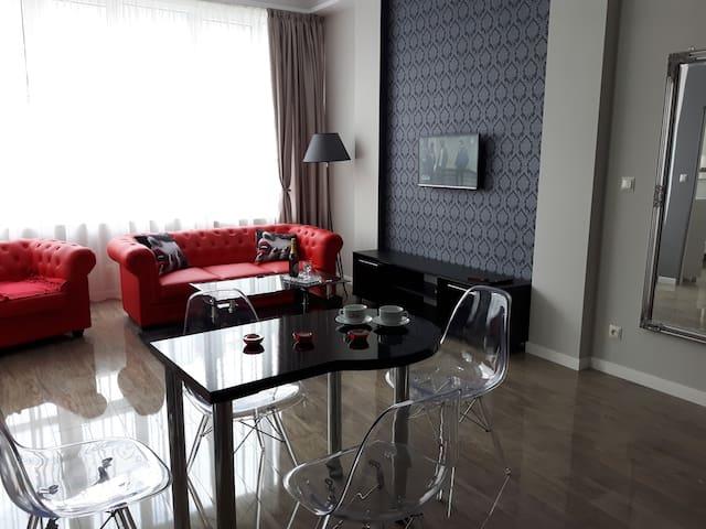 Apartamenty Centrum Krawiecka - Zielona Góra - Appartement