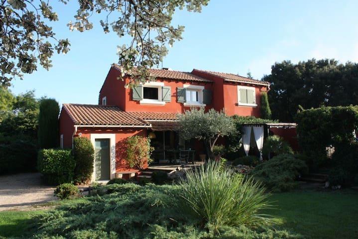l'hacienda - Rochefort-du-Gard - Villa