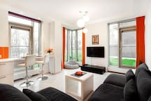 Bright Tauras Hill apartment Old Town
