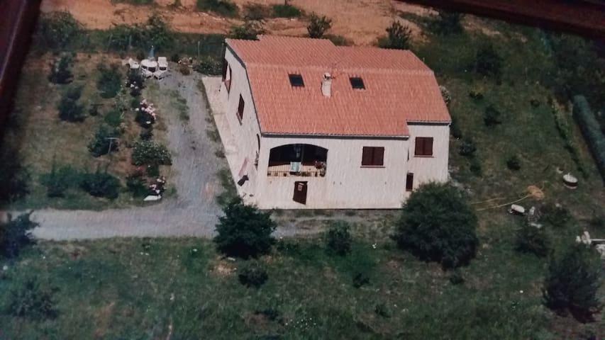 villa individuelle sur 110 m2 - Penta-di-Casinca - Rumah