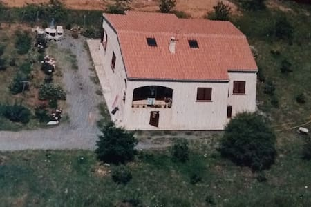 villa individuelle sur 110 m2 - Penta-di-Casinca