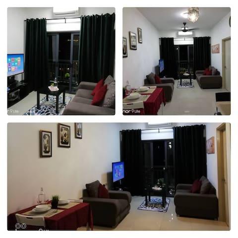 Luxury condominium homestay Shah Alam