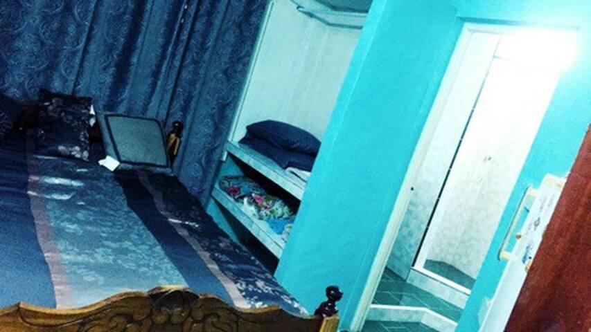 Esta es la habitacion