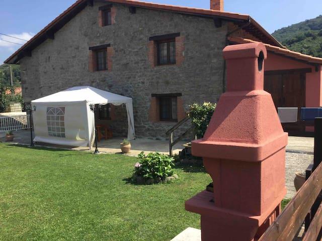 Casa Rural Reserva Saja-Besaya