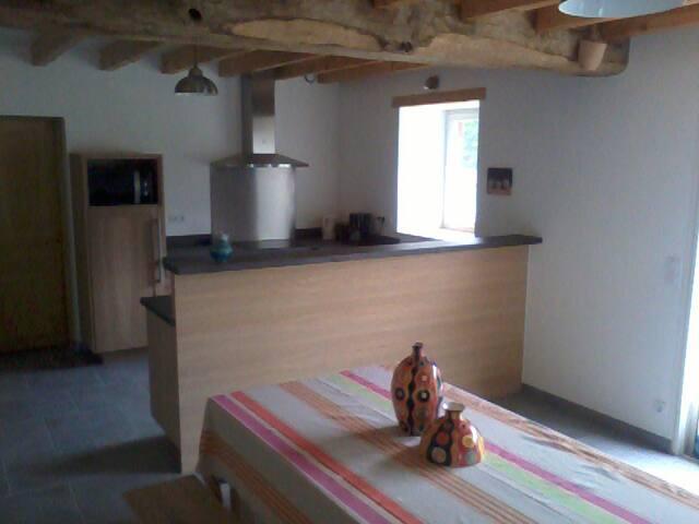 GITE ARRAMENDIA - Ayherre - Apartmen