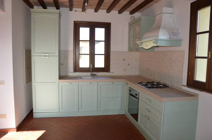 In the heart of Tuscan countryside (Trilocale)