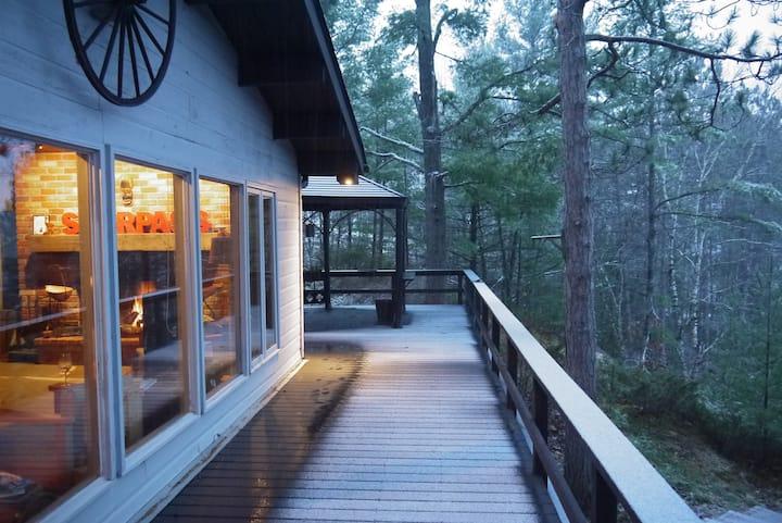Beautiful Executive Cottage in Muskoka