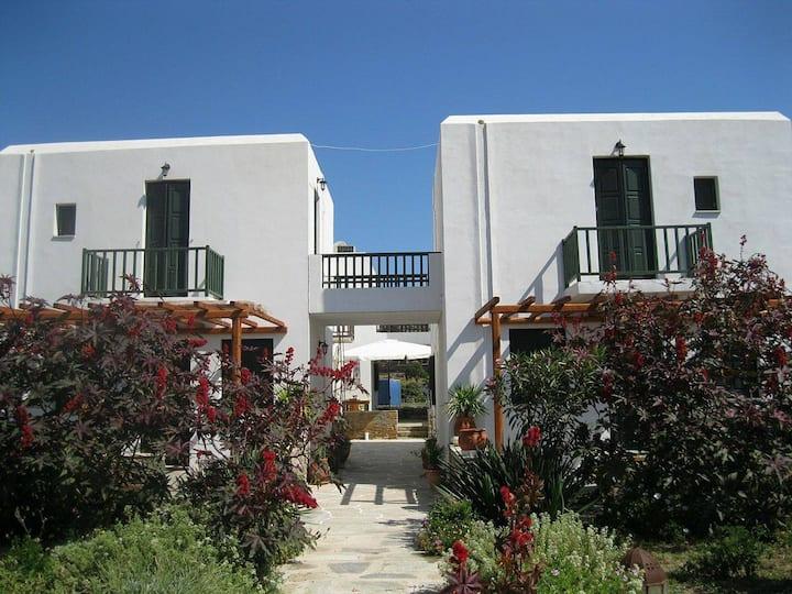 Nataly's Villa 1-near the beach on Kythnos Island!