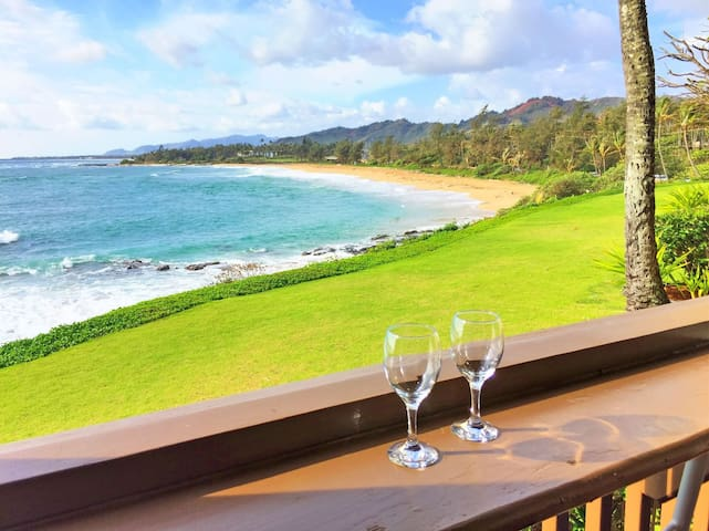 Wailua Bay View 115 - Ocean Front - Special Rates!!!