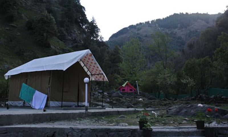 Barot Nature Camp for 2 pax