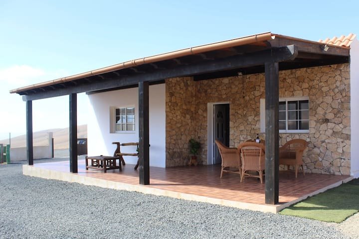 Casa  Fayagua, rodeada de naturaleza