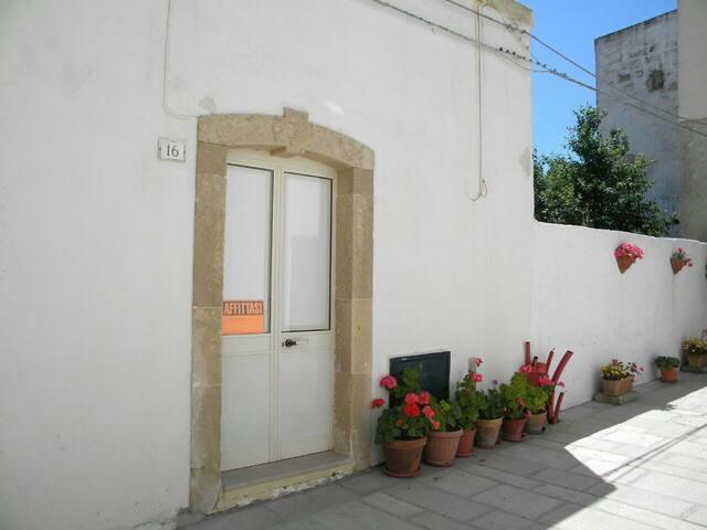 Grazioso appartamento nel cuore di Castro - Castro - Rumah