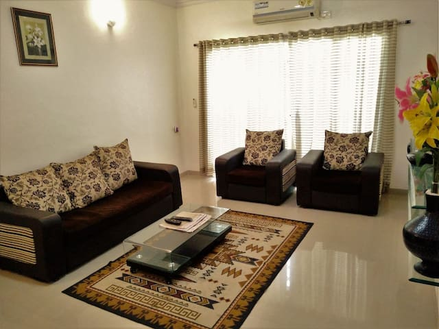 Perfect Room for Business Travellers near Chakan - Pune - Villa