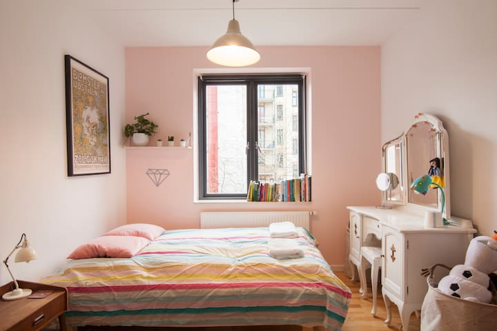 Private room In the middle of Vesterbro - Kodaň - Byt