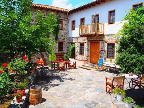 House/Mansion Hatzimichali,(2) Metaxochori, Agia