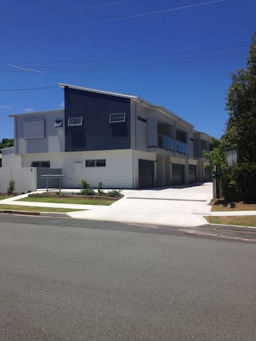 Caloundra townhouse