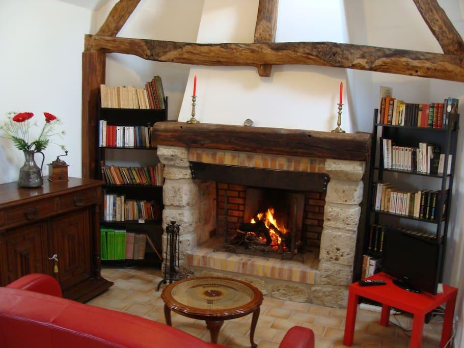 La petite maison huizen te huur in m nerval normandi - La petite maison normandie ...