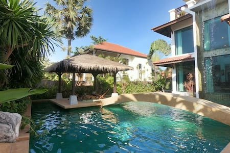 Malee B3 - Exclusive poolvilla close to Long beach