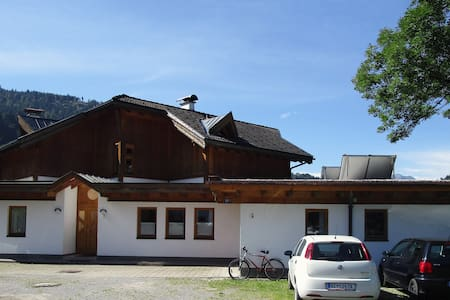 Holiday flat on Highline 179 and Neuschwanstein - Breitenwang - Wohnung