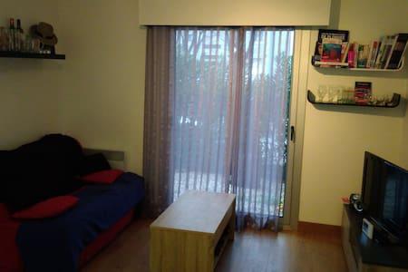 F2 Appartement avec jardinet - Нарбонн - Квартира