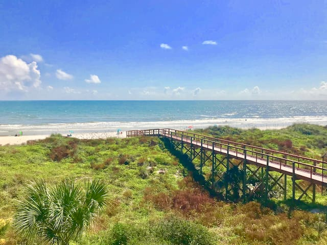Unit 314 🏖 Direct Oceanfront☀️ 1BR Condo +Balcony