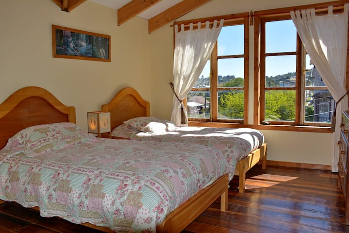 Galpon Aire Puro-Double Room twin
