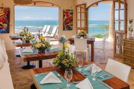 Luxury Hotel Ocean View Room #4 - Ojochal - Diğer
