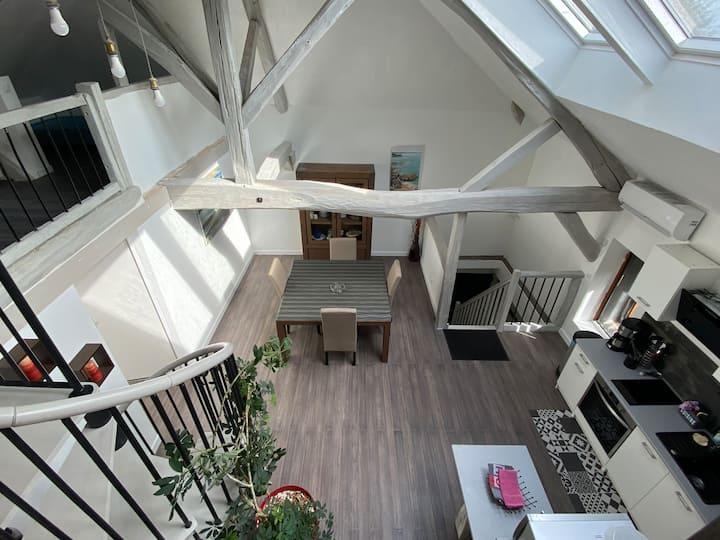 Loftgrange logement nouveau sur airbnb