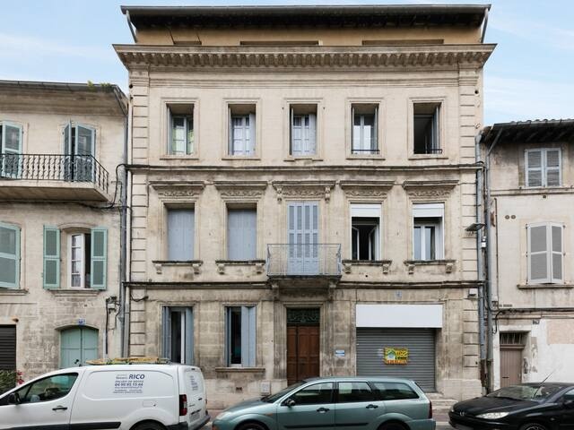 Flat in the historic district of Avignon - W447