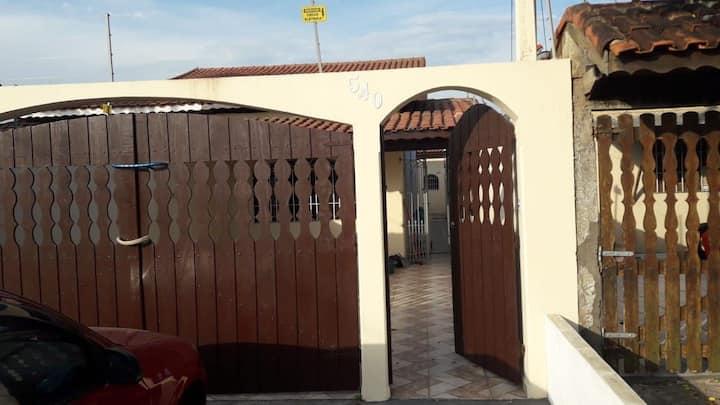 Casa Mongaguá Próximo a Plataforma