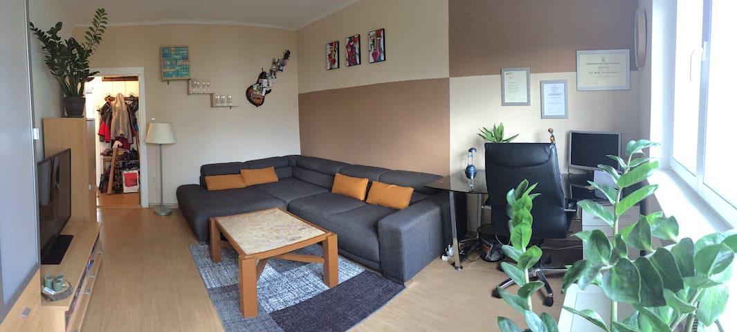 Potsdam: gemütliche Wohnung in Babelsberg