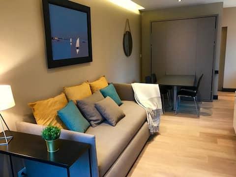 LE PETIT SILLON - Studio 30m² for 4P