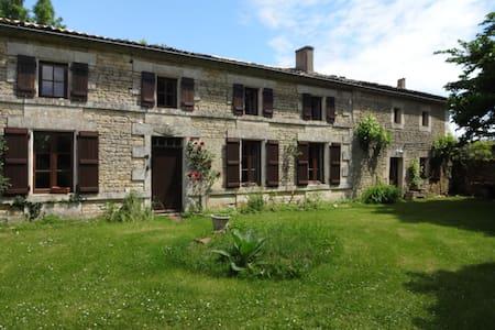 Maison de Campagne - Gîte de France - Saint-Médard - Rumah