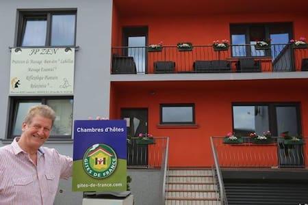 "Chambre ""Cabane"" Chez JPZEN Nowicki - Freyming-Merlebach"
